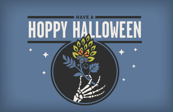 """Hoppy Halloween!"" ::hoppyhalloween_1000px_FreeDownload"