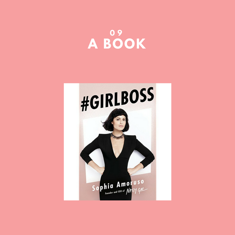 - Sophia Amoruso's #Girl Boss is the perfect flight read. It is a short, quirky and compelling book that I think all girls in their 20's should read. Regardless of which book, finding a good read for a flight can help the time to speed by. This read can be found on Amazon for $13 for paperback.
