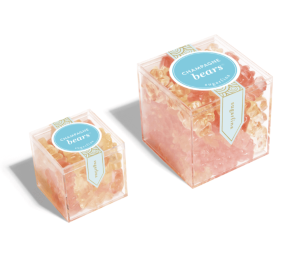 Photo Courtesy of https://www.sugarfina.com/champagne-bears