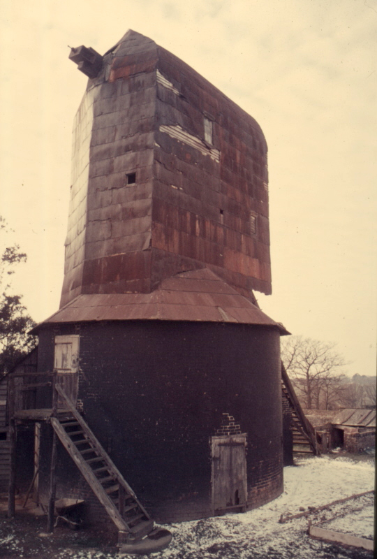 The mill in 1970