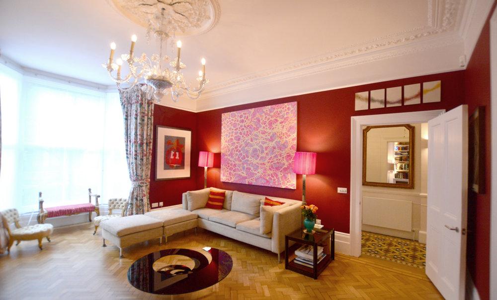 upper floors refurbishment