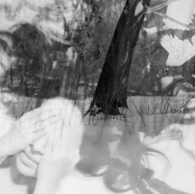 <b>Maha Alasaker</b></br><i>Belonging</i> series</br>photograph</br>12 x 12 inches</br>$800.00