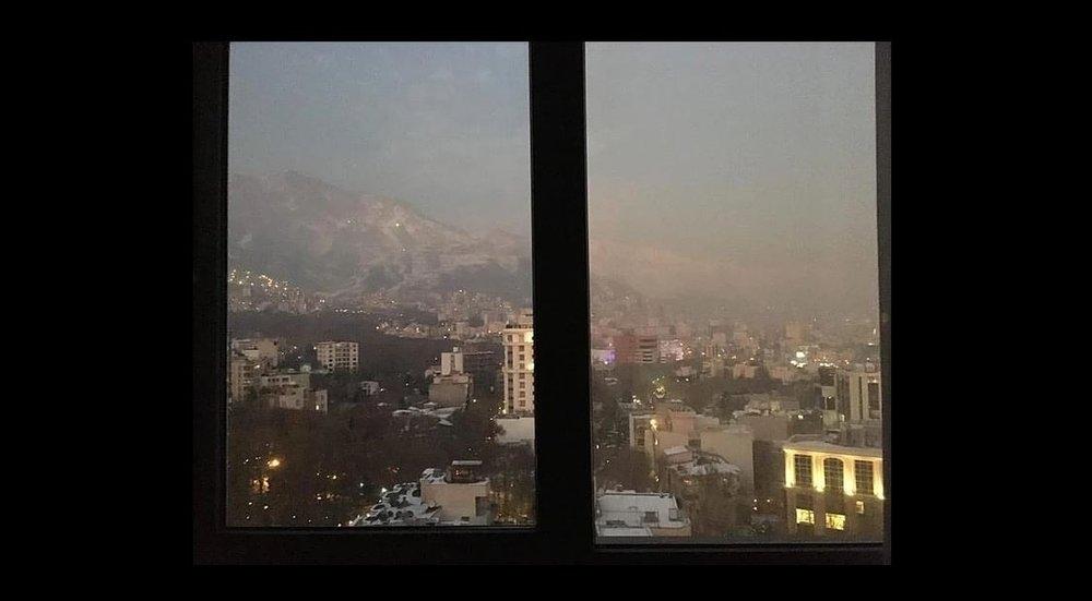 """<b>Shaghayegh Cyrous</b></br><i><a href=""""https://www.eastofwestonline.com/video/"""">Window to Tehran</a></i></br>video installation</br>01:11:28"""