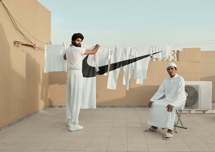<b>Ali Cha'aban</b></br>Collaboration with Vice x Nike