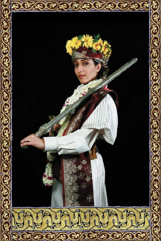 <b>Boushra Almutawakel</b></br><i>The Hijab</i> series