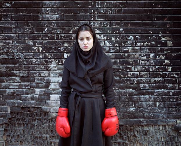 <b>Newsha Tavakolian</b></br><i>Listen</i> series