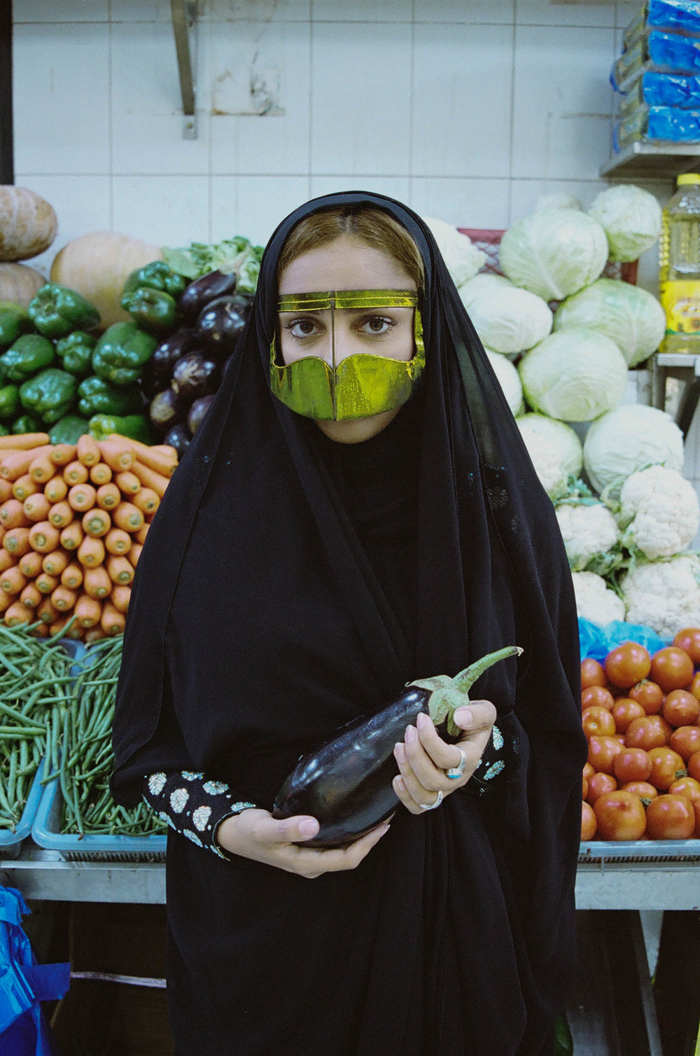 <b>Ali Al Shehabi</b></br><i>Freej Sisterhood</i> series</br>Photograph</br>16.5 x 11.7 in (A3)</br>$400.00