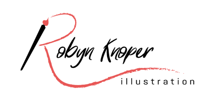 Robyn Knoper Illustration