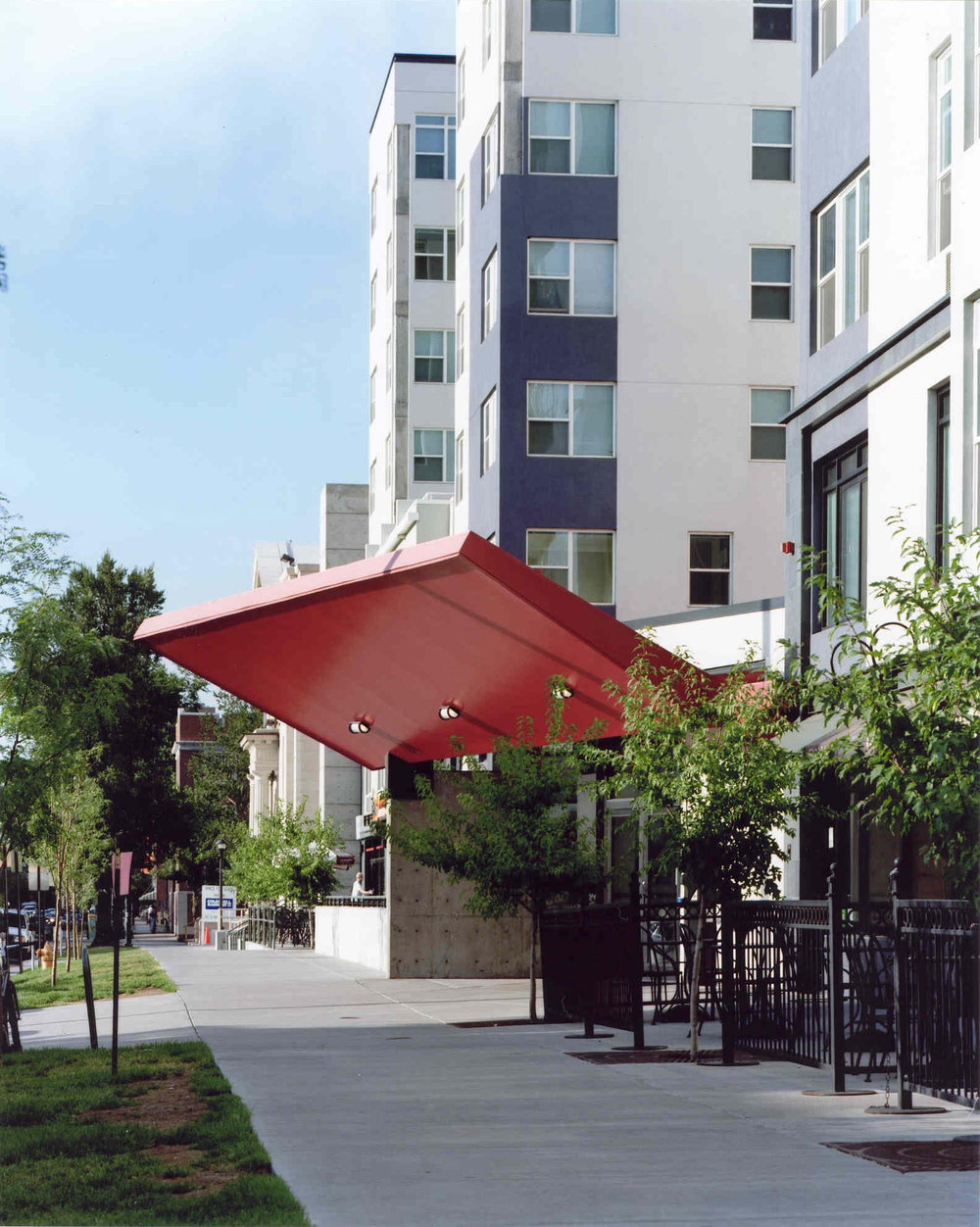 Capitol Heights Apartments - 2002 Award of Merit - AIA Denver chapter2001 Westword Best New Apartment Building