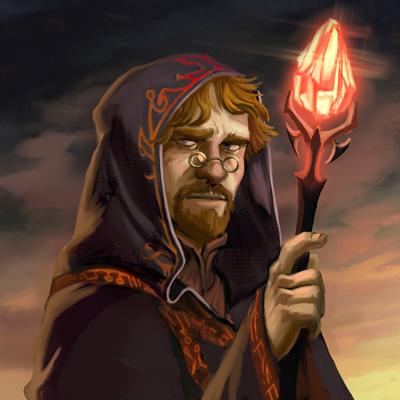 Tim Schuetz / Wizard