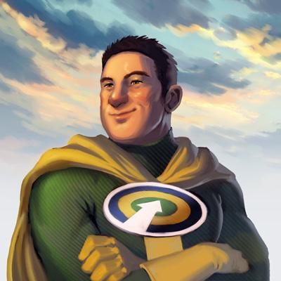 James Takenaka / Superhero