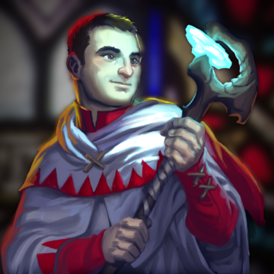 Cody Jones /  White Mage