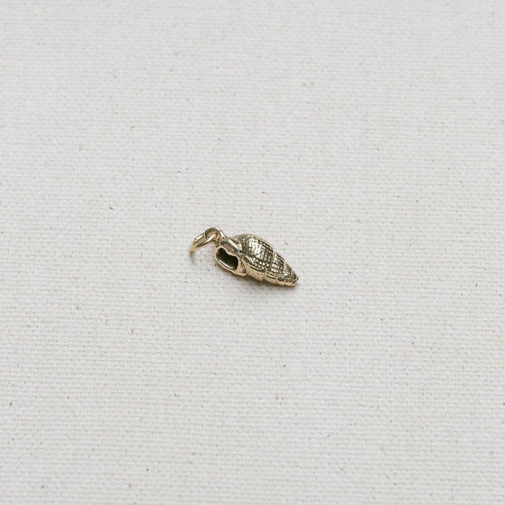 Periwinkle Shell Pendant