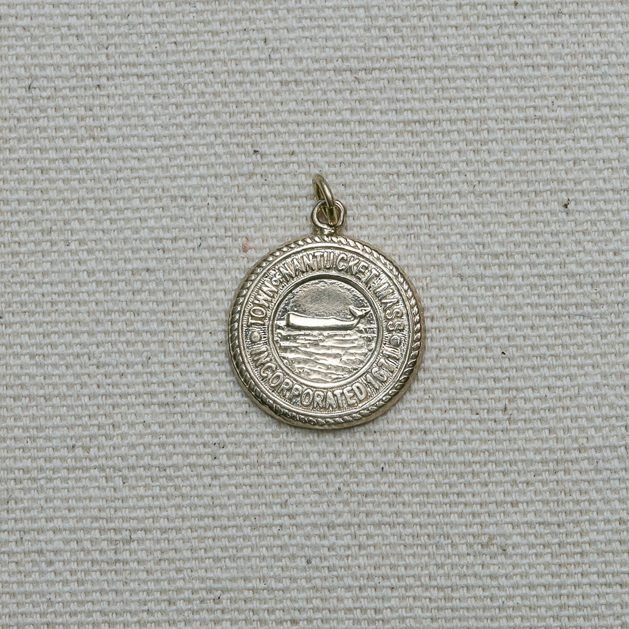 Town Seal Pendant