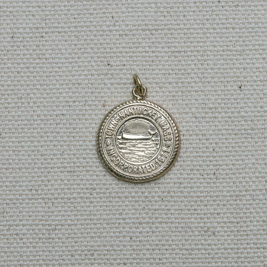 Town Seal Pendant