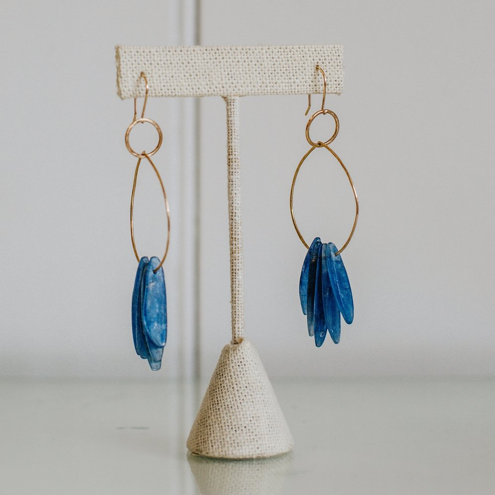 Fresh Catch Earrings