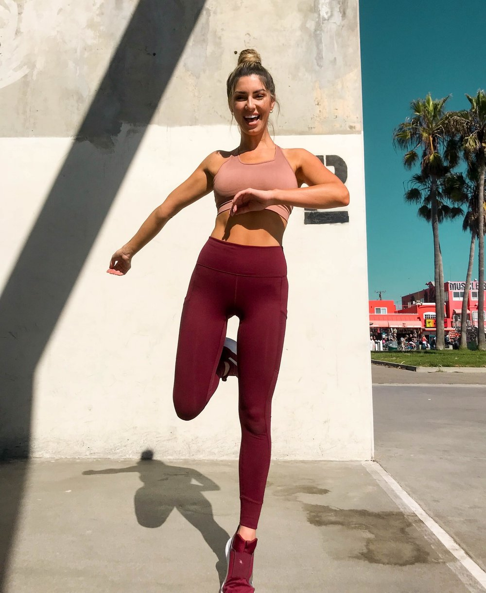 LOWER BODY BURN: 5 HIIT Moves for Lean Legs & a Lifted Booty
