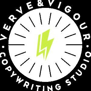 Verve & Vigour | Jess Manuszak | freelance print & web conversion copywriter | marketing writer | Denver, Colorado