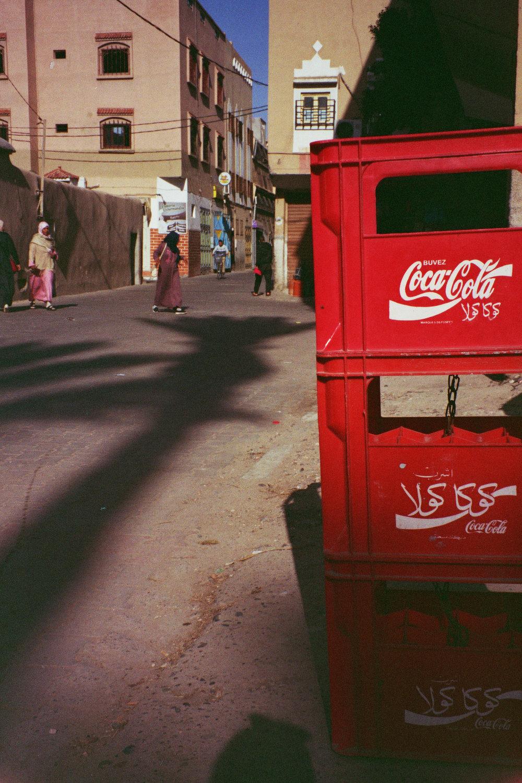 Marokko, April '18, 35 mm