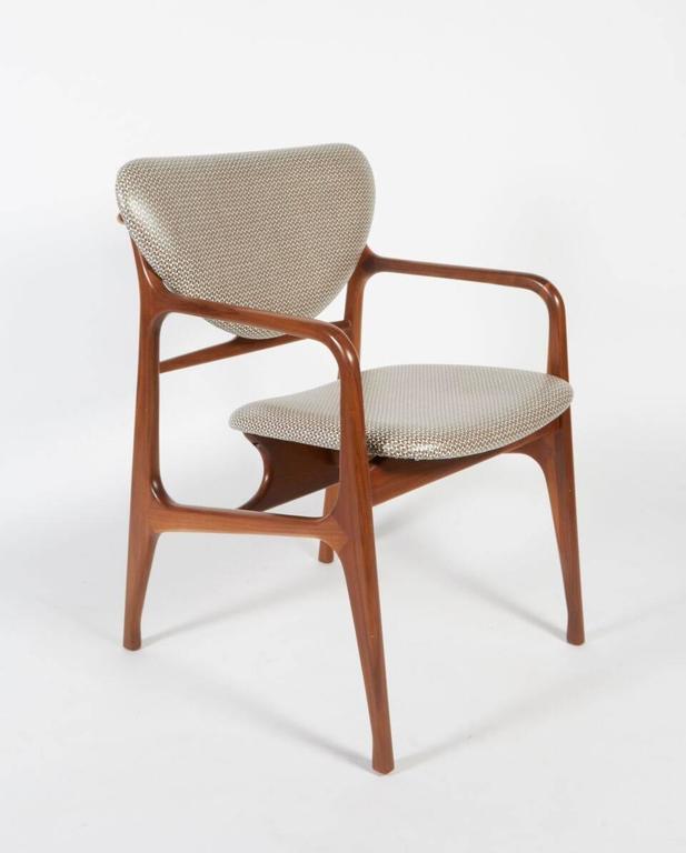 Set Of Six John Stuart Chairs