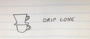 Drip Cone