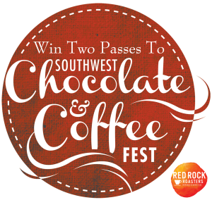 Enter for a chance to win two admissions to the 6th annual Southwest Chocolate & Coffee Fest (3/19 and 3/20)