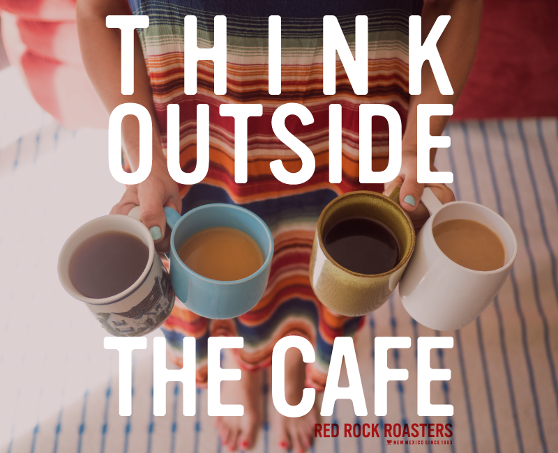 Think Outside The Cafe