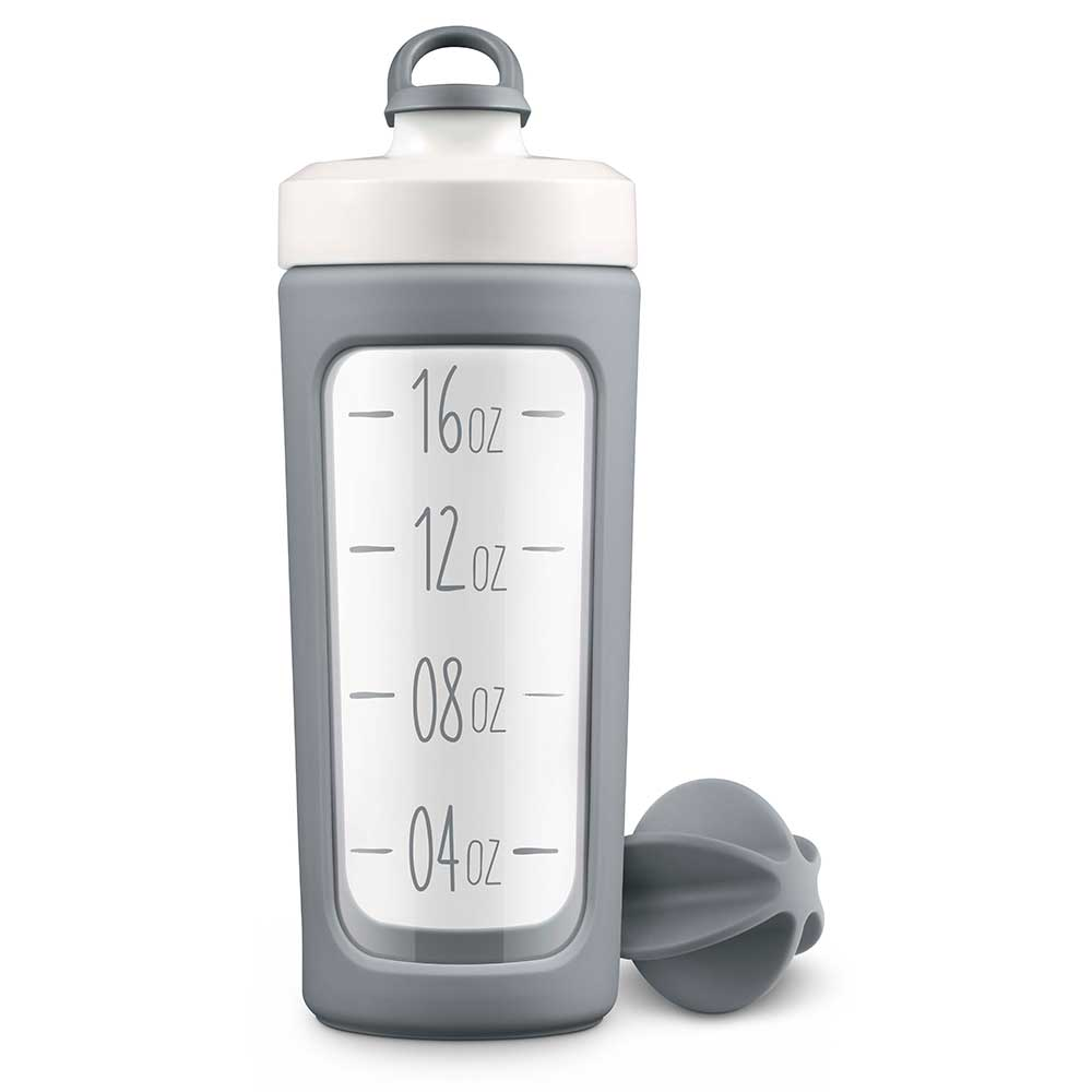 Splendid Glass Shaker Bottle
