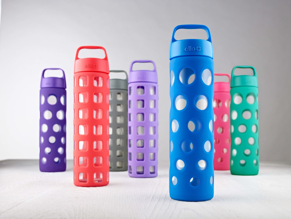 Pure Glass Water Bottles