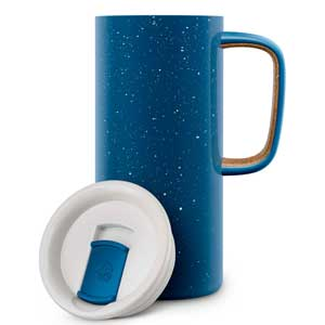 Campy Stainless Steel Travel Mug
