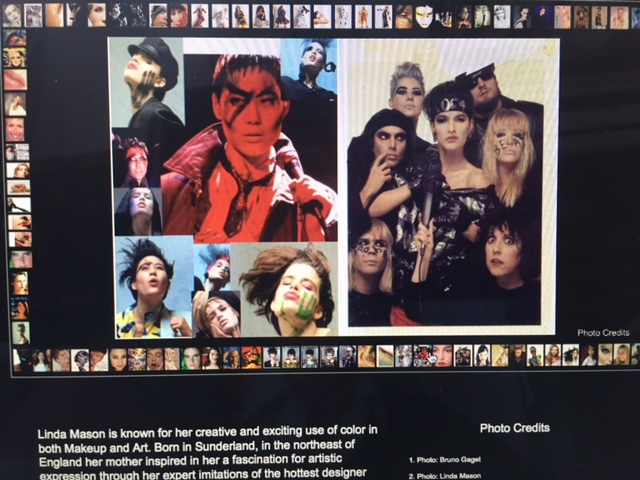 Linda Mason's Makeup Portfolio 1982-2013