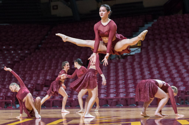 University of Minnesota Gophers Dance Team