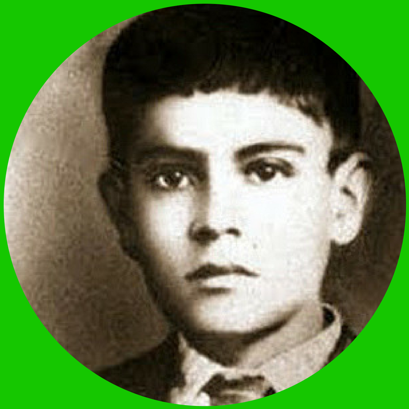 "St. Jose Sanchez del Rio    Feast Day:  February 10   Nation:  Mexican; Central America   Dates:  1913-1928       Age at Death:  14           Vocation:  Christian teen   Work:  Altar server, Cristero   Course Patron:  Spanish             Quote:  ""I will never give in. ¡Viva Cristo Rey!""          Lesson for Life:  Love of God is preferred over any other love: family, country, etc."