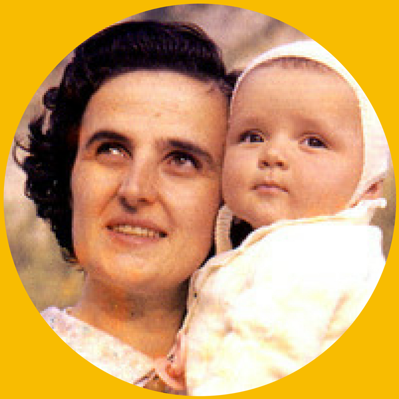 "St. Gianna Beretta Molla            Feast Day:  April 28   Nation:  Italian; Western Europe           Dates:  1922-1962       Age at Death:  39           Vocation:  Wife; Mother of 4   Work:  Physician   Course Patron:  Science; Vocations; Bioethics             Quote:  ""Whatever God wills.""              Lesson for Life:  Love conquers death."
