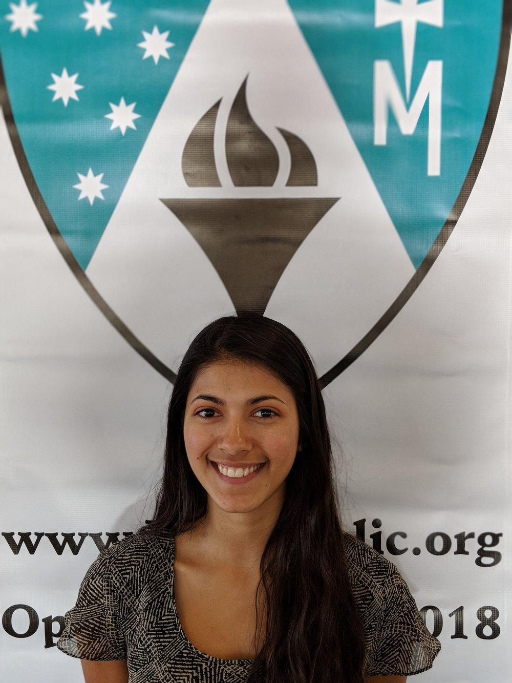 Arrianna Ramirez    Head Volleyball Coach