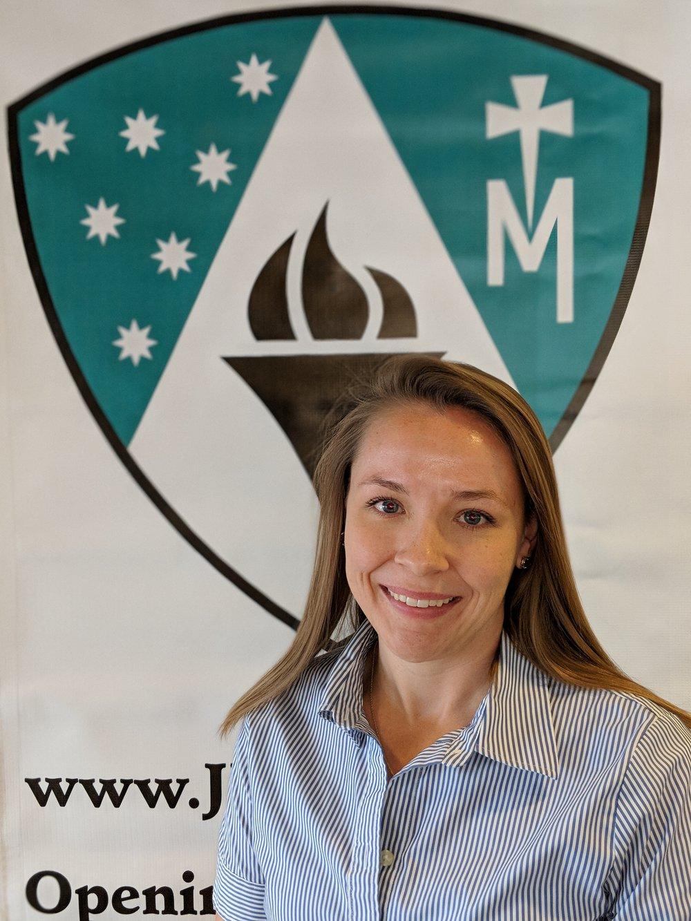 Eva Marie Shipley    Assistant Volleyball Coach