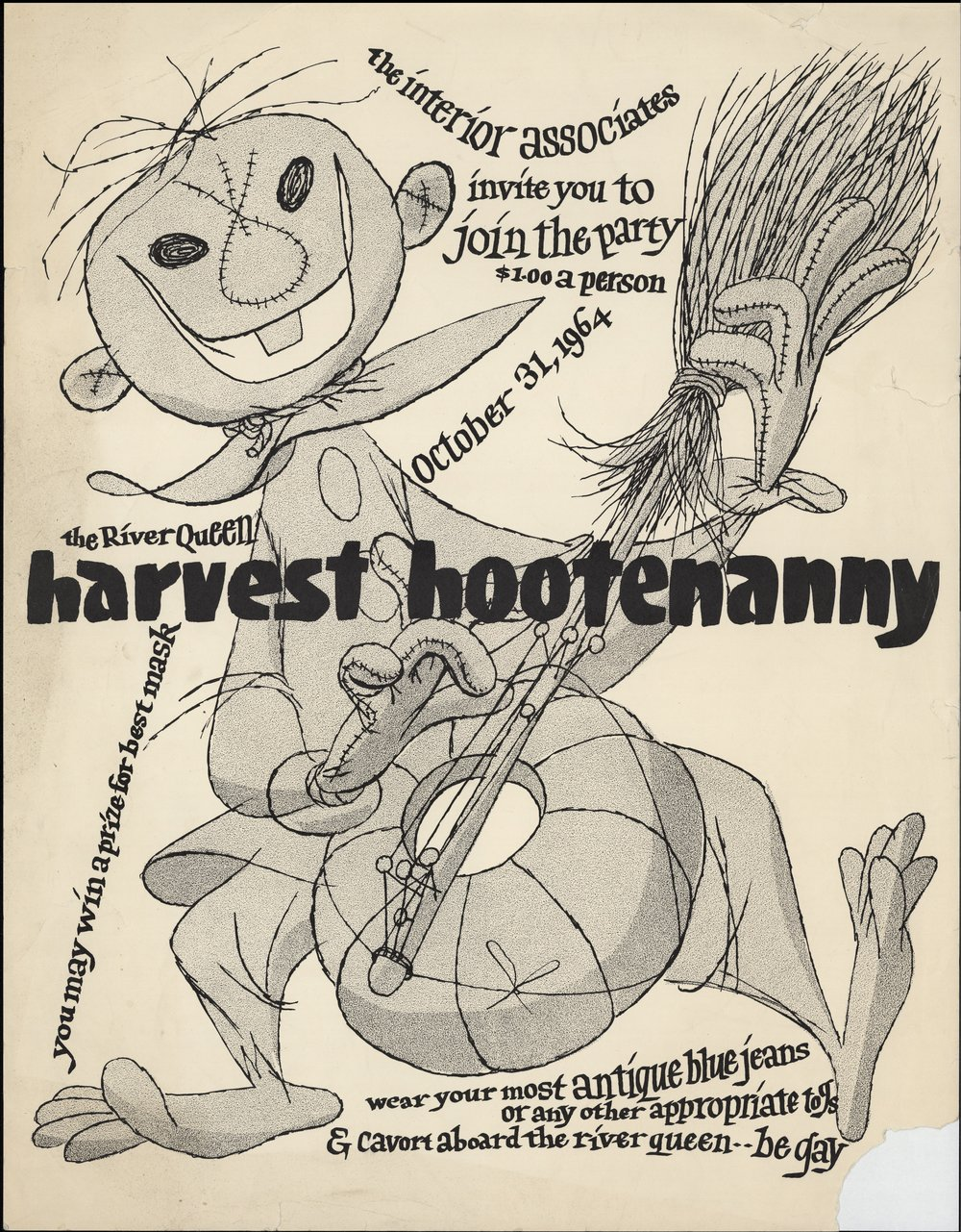 Associates Harvest hootenanny_Hoff_poster_1964_Folder 3_patched.jpg