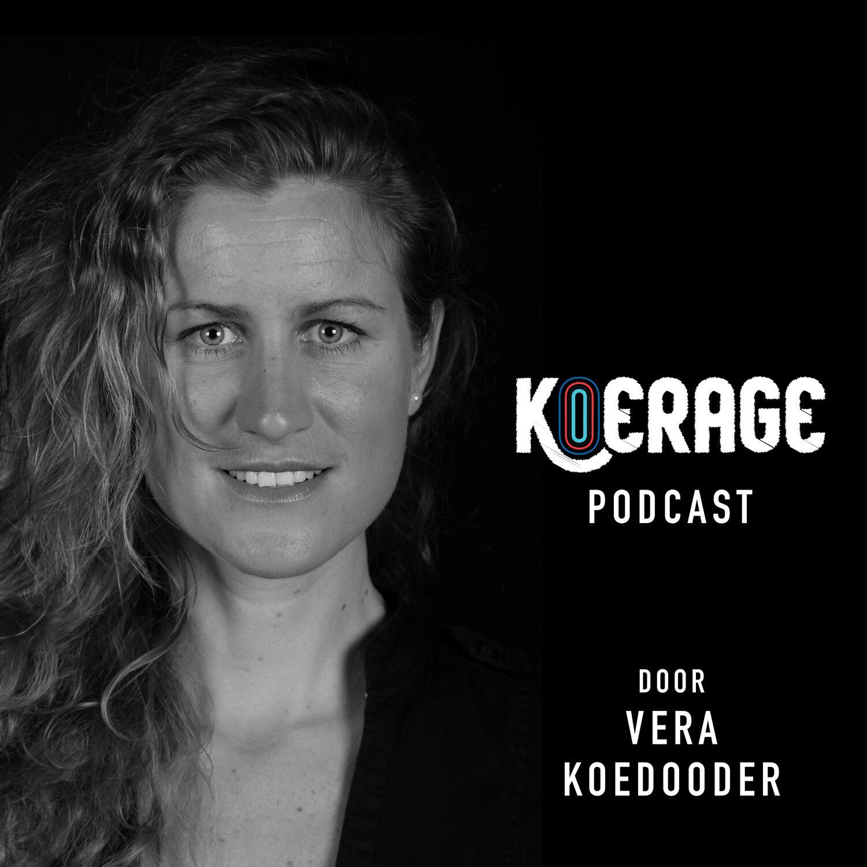 Koerage podcast logo