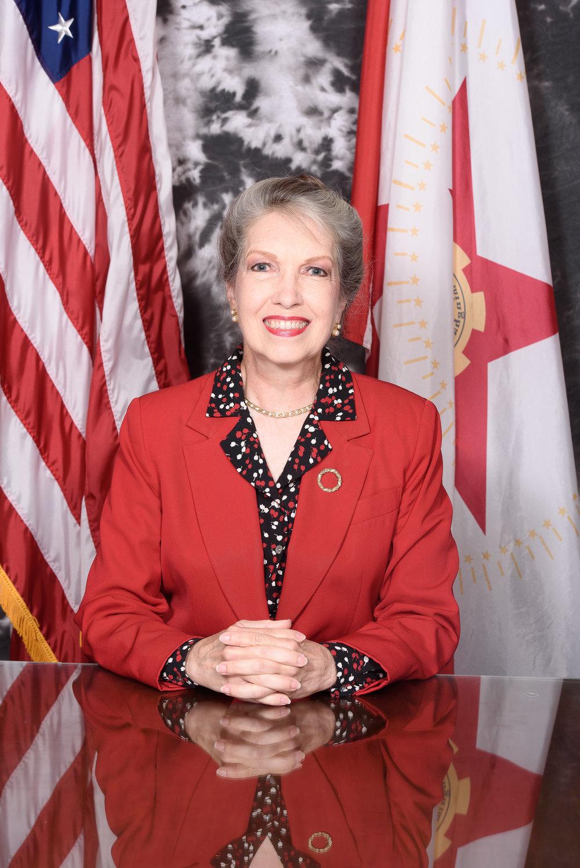 Birmingham City Council President Valerie Abbott