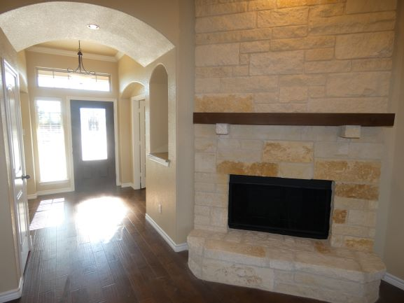 Fireplace 901 Ridge Drive .JPG