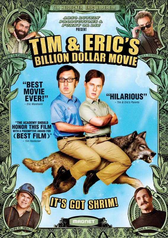 Tim & Eric's Billion Dollar Movie DH Hair