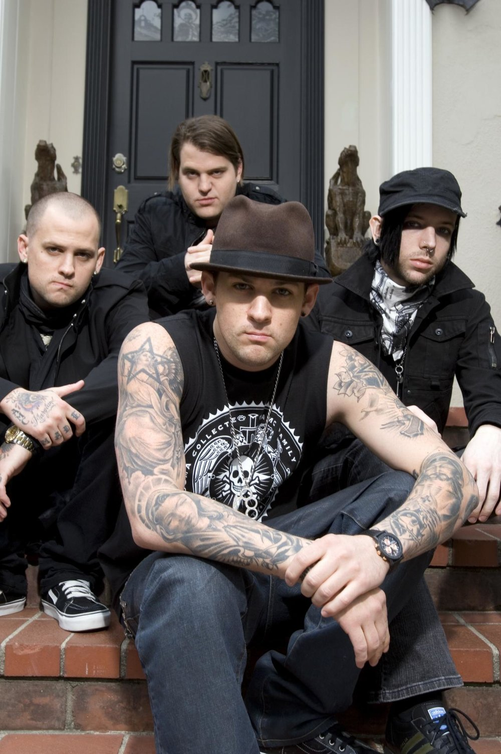 GOOD CHARLOTTE by ph: scarlet page