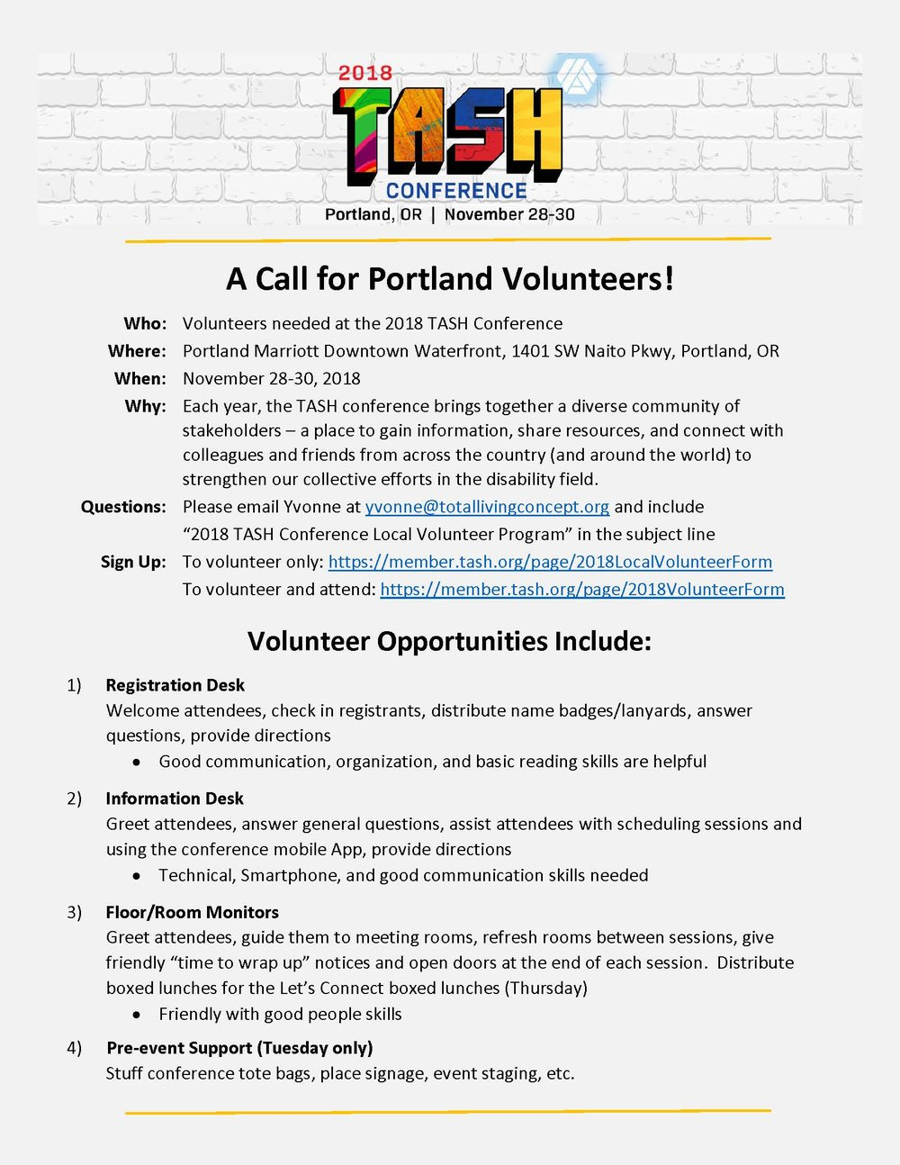 A Call for Portland Volunteers Flyer 2018_10_09 R2.jpg