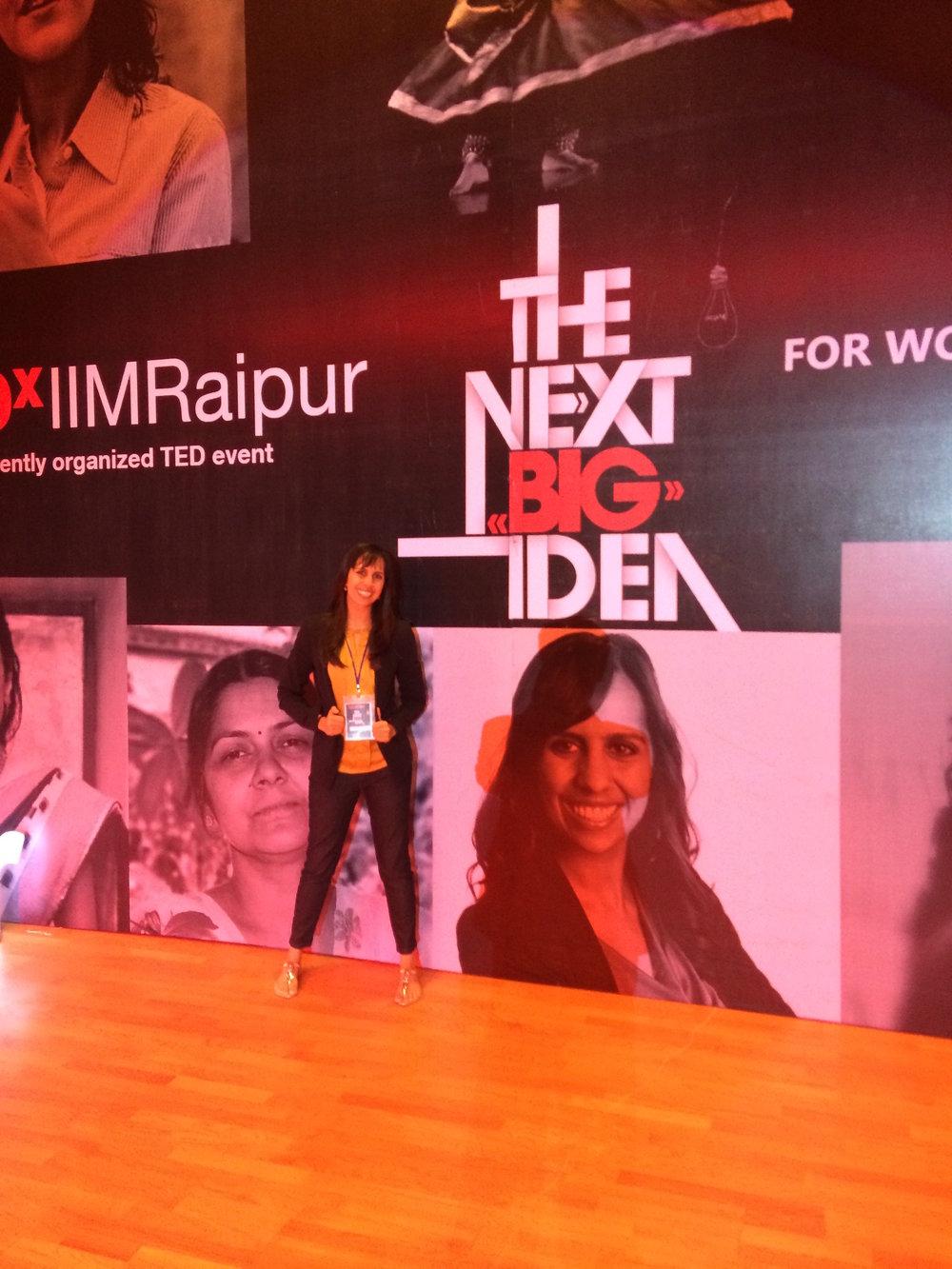 TEDx IIM Raipur
