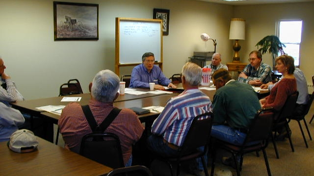 Public Outreach - Public input, while sometimes difficult to obtain in rural areas, is a valuable part of the transportation planning process. Engaging with residents and businesses, we gather community input and build support for transportation projects.