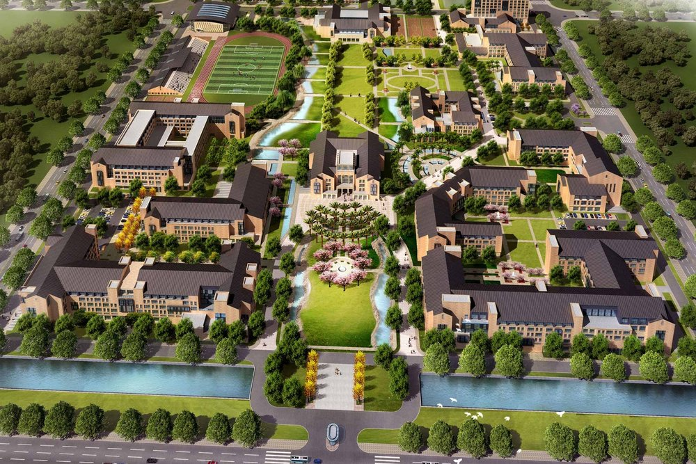 Changzhou Technology College</br><em>Jiangsu, China</em>|planning