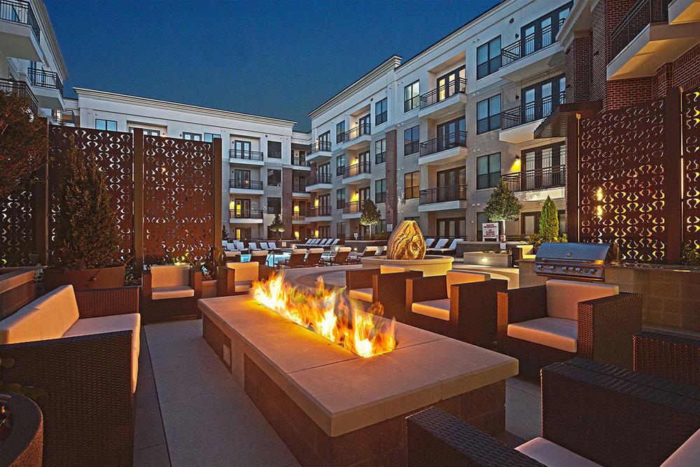 Allure</br><em>Charlotte, North Carolina</em>|marketratehousing architecture landscapearchitecture
