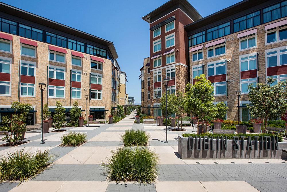Avalon Dublin Station</br><em>Dublin, California</em>|marketratehousing architecture
