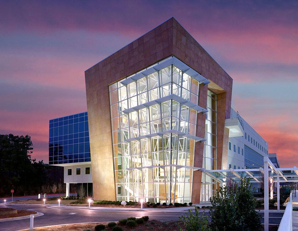 Byers Engineering Company</br><em>Atlanta, Georgia</em>|corporate architecture