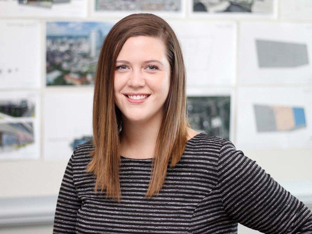 Jennifer Hamilton<br><em>Project Architect</em>|team architecture